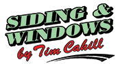 Siding & Windows by Tim Cahill