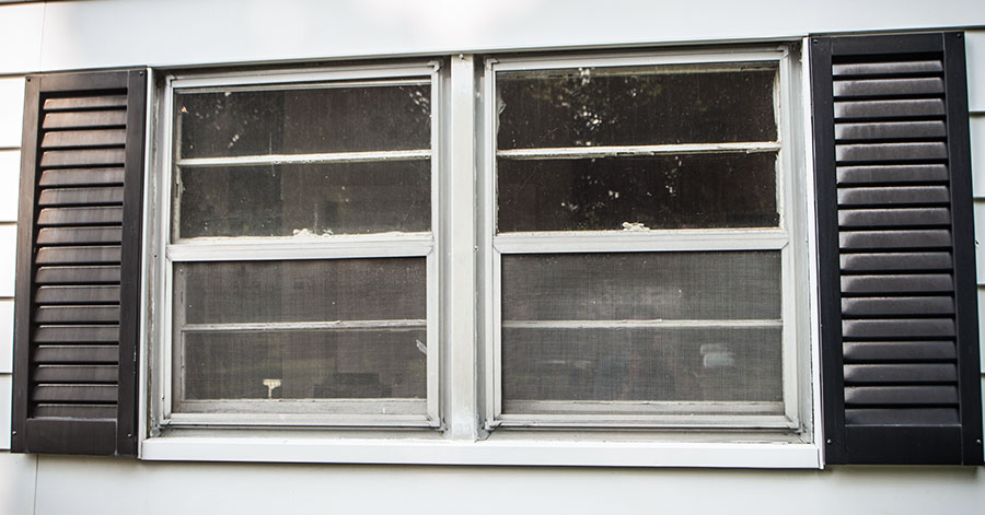 windows before replacing