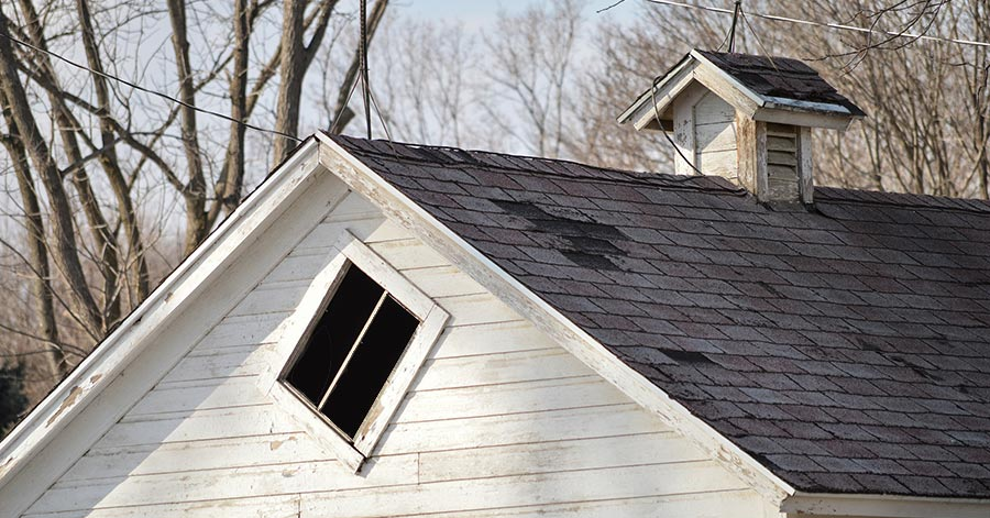 When Is It Time To Replace A Roof? 8 Signs Yours Is Over The Hill.